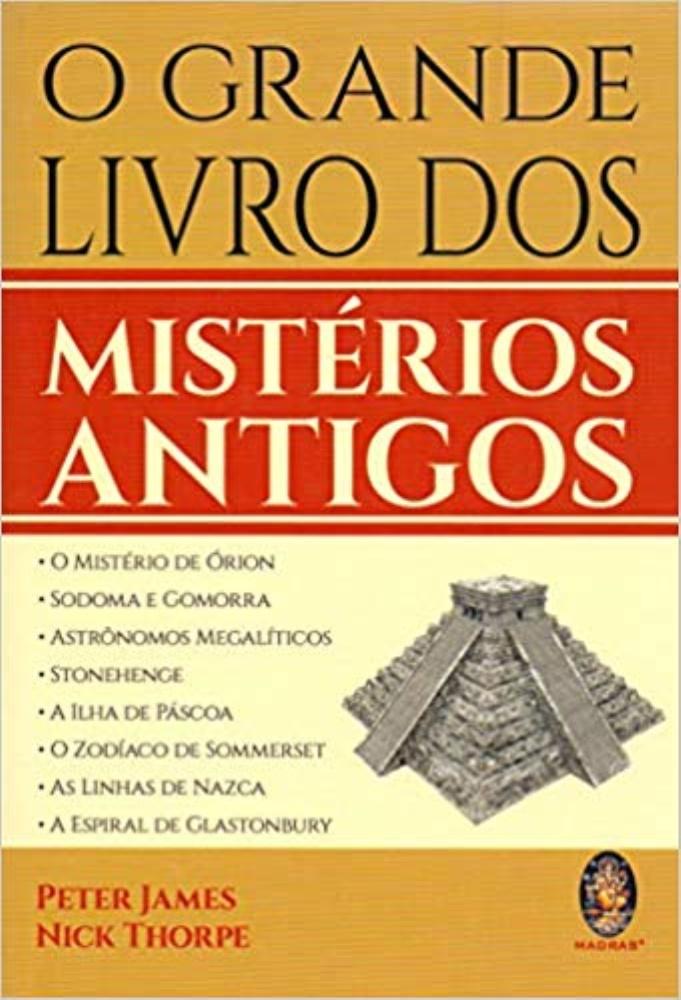 Grande Livro Dos Mistérios Antigos,O - Namastê Books